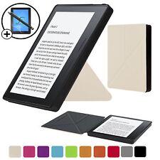Forefront Carcasas Blanco Funda Smart Amazon Kindle Oasis Protector De Pantalla