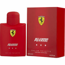 SCUDERIA FERRARI RED 125ml EDT SPRAY FOR MEN BY FERRARI ------------ NEW PERFUME