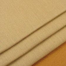 Tilda tan doll fabric / rag doll angel skin toy making tea strained beige brown