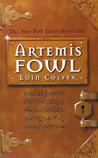 Complete Set Series - Lot of 8 Artemis Fowl Books by Eoin Colfer (Fantasy)