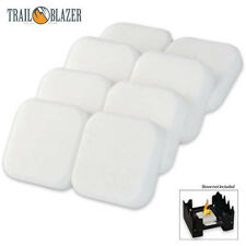Solid Fuel Tablets 8 Pack for Camping Folding Stoves