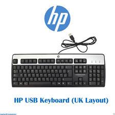 HP KEYBOARD HP USB KEYBOARD KU-0316 382926-031 - UK LAYOUT