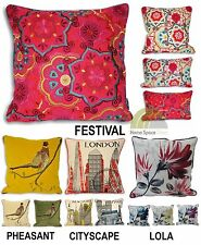 Floral 100% Cotton Cushions & Covers for Children