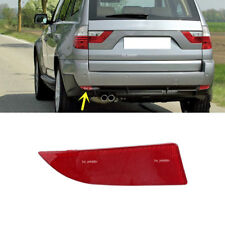 Rear Bumper Cover Left Reflector Red NEW For BMW X3 2004-2010 63147162217
