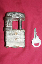 Old Master Lock 37 Padlock Vintage Collector Collectible Gate Chest Box Storage