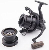 Wychwood Riot Big Pit Carp Fishing Reel - 65S & 75S + Spare Aluminium Spool