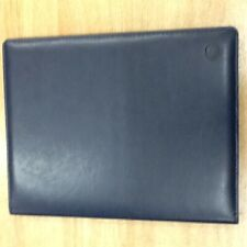 ZGB438051162,GENUINE VW MERCHANDISE `A4` CONFERENCE FOLDER NAVY BLUE