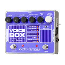 Electro Harmonix Voice Box Vocal Harmony Machine / Vocoder, New!