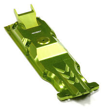 T4112GREEN Integy Evolution-6 Alloy Center Skid Plate for Traxxas 1/10 E-Revo