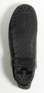 Tech 10 dual compound sole with replaceable insert black 9/10 - Alpinestars(Mx)