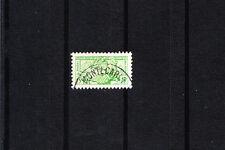 MONACO  sceau du prince 15f  vert-jaune    de 1951  num:  374   oblitéré