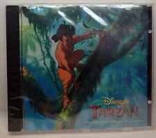 NEW Disney`s Tarzan songs from the original W. Disney`s records soundtrack PROMO