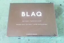 NEW BLAQ Eye Mask Hyaluronic Acid - 5 masks