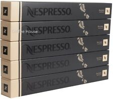 50 New original Nespresso Dulsao do Brasil flavour coffee Capsules Pods UK