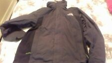 Mens North Face Jacket With Fleece Liner Size S/P with detachable fleece lining
