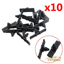 10pcs Rocker Panel Ground Effects Moulding Clips for Ford F1TZ-7810182-A