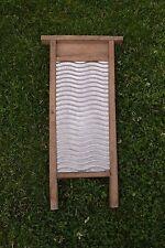 * Altes kleines Waschbrett , Wash Board -  um 1950* (217-17)