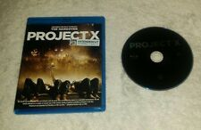 Project X (Blu-ray Disc, extended cut 2012