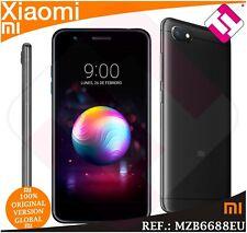 TELEFONO MOVIL XIAOMI REDMI 6A BLACK 32GB ROM 2GB RAM DUAL SIM VERSION ESPAÑOL