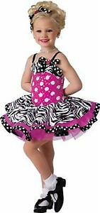 Dance Costume Small Child Pink Jazz Tap Hip Hop Clogging Costume Gallery 15116