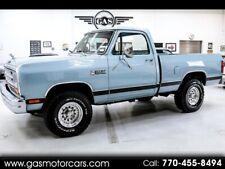 1987 Dodge Other Pickups Custom 2Wd