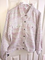 Christopher & Banks Casual Dress Coat Blazer Jacket Women's SZ L