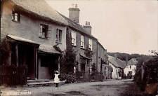 Stokenham between Torcross & Kingsbridge by Balley & Flower. Girl.