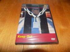 KEEP OUT MODERN MARVELS Security Fencing Devices Animals History Channel DVD NEW