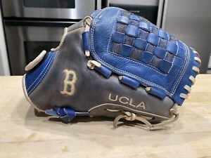 College Issue! UCLA! Easton STFP1200SW kip Leather (fastpitch Softball Bruins)