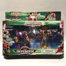 Quick Change Defender Robots KO Knockoff Takara Transformers Robotmasters bikes