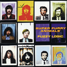 SUPER FURRY ANIMALS FUZZY LOGIC NEW SEALED VINYL LP REISSUE IN STOCK