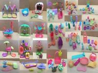Littlest Pet Shop Lps & Other Pet Accessories Parts & Soft Toys