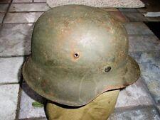 WWII GERMAN ARMY M 42 HELMET LINER 66/58 WEHRMACHT STAHLHELM BIG SIZE
