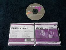 DAKOTA STATON - The Ultimate (Best Of), CD Album 2005, 24 Tracks, EMI, Jazz Soul