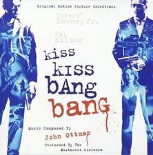 OST JOHN OTTMAN - Kiss Kiss Bang Bang CD NEU
