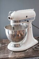 Vintage Hobart Kitchenaid Mixer Model K4-B 1958, Attachments & Juicer - CLEAN