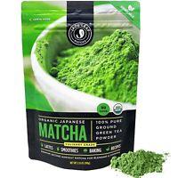 Jade Leaf Organic Matcha Green Tea Powder - Authentic Japanese Origin,3.53 Ounce