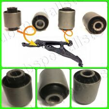 FRONT LOWER CONTROL ARM BUSHING  FOR 1992-2000 HONDDA CIVIC 4 PIECES NEW GOOD