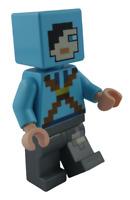 Lego Minecraft Dragon Slayer Minifigur (min067) Neu Minifig Legofigur Figur