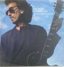 "7"" 1987 VG+++! GEORGE HARRISON : Got My Mind Set On You"