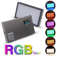 LAOFAS Rainbow Fresh Full Color RGB LED Video Light CRI95 2500k-8500k+ Tripod