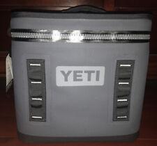 YETI Hopper Flip 12 Cooler - Charcoal - Brand New
