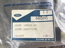 Ford Escort Mk4 No.1 Ignition Lead New Genuine Ford