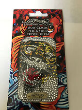 Ed Hardy 'Tiger' iPod Classic Crystal Decals  01