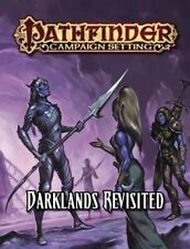 Pathfinder Campaign Setting: Darklands Revisited, Staff, Paizo
