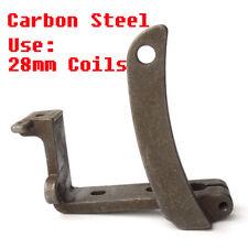 Bulldog Frame Carbon Steel Handmade Tattoo Machine Gun Drilled M4 32mm Cast Iron