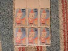 US Stamp Unused 6 plate 20 cent FD Ceremony Program Sc#2108 CP0185
