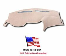 Honda Accord 2013-2016 Beige Carpet Dash Cover Mat HO102.1 W/ Collision Warning