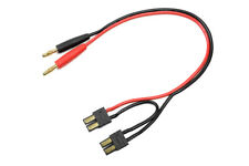 G-Force RC - Charge Lead - Serial - TRX - 14AWG Silicone Wire - 30cm - 1 pc