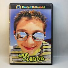 The Kid With X-Ray Eyes (DVD, 2000)